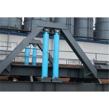 Multi stage hydraulic cylinder