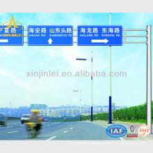 Traffic Signal Pole
