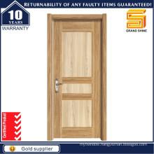 Interior Room Solid Wood Veneer Wooden Door