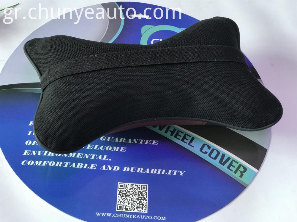 car neck pillow with memorry foam