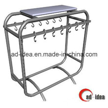 Garment Display Stand, Floor Stand (MDS-027)