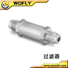 Hochdruck-Steckverbinder Stickstoff-Gas-Rohr-Filter