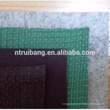 Tipo ativado pano de pano do filtro de ar do carbono da remoção do odor para as cabines, a mobília, as sapatas etc.