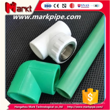 PPR Pipe and Fitting Building Material DIN Standard