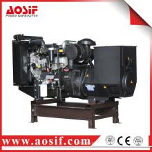 AC Трехфазный тип выхода 64KW / 80KVA 60HZ Открытая генераторная установка с двигателем Perkins 1104A-44TG2