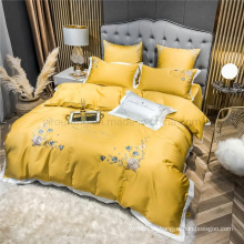 Discount Home 4PCS with Logo Wedding Bedding 4 PCS