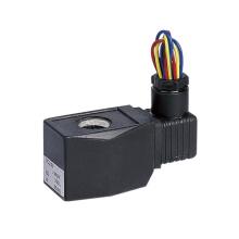 solenoid valve 2W 2WB square coil high quality low price AC220V DC24V