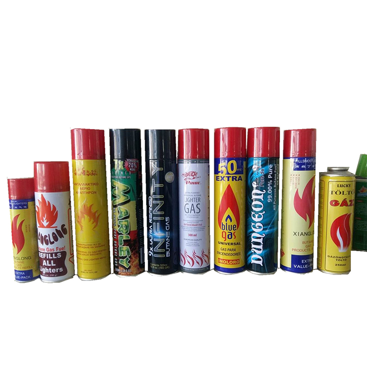 gas lighters refillable butane