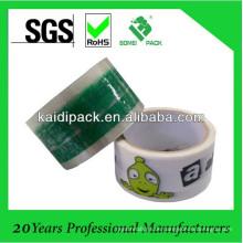 Kunststoff-Verpackungsband bedrucktes Klebeband