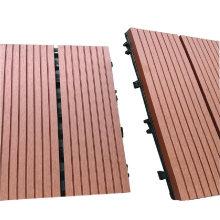 Anti-Resistance Wood Plastic Composite Co-Extrusion Deck Tile