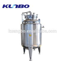 75 Gallonen Edelstahl Wassertank