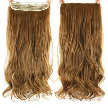 one piece clip in human hair extensions wholesale