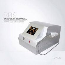 2018 La plus nouvelle machine à haute fréquence d'enlèvement vasculaire de veine d'araignée de RBS avec du CE a approuvé