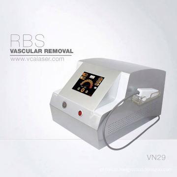 A máquina vascular da remoção da veia de alta freqüência a mais alta da aranha de 2018 RBS com o CE aprovou