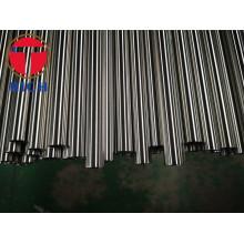 Tube de tuyau en acier inoxydable de petit diamètre sans soudure 316L