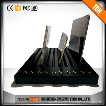 Neue benutzerdefinierte logo handy chargign station Handy USB Universal Ladestation Für iPhone 7/7 Plus / iPad A
