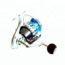 FSSR024 carretel de jigging de alumínio com rotor de grafite