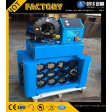 Автоматический CE ИСО шланга Гофрируя с помощью инструмента быстрая смена