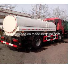Caminhão com aspersão de água China Sinotruk
