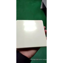 White zirconia ceramic knife