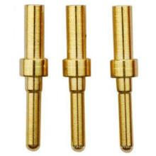 Tubo de cobre / piezas que trabajan a máquina del CNC de cobre amarillo / hardware