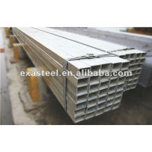 Welded Galvanized Carbon Square Steel Pipe
