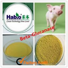 Enzima Habio Beta glucanasa para Pourtry / Egg-layer / Ruminant / Piglet