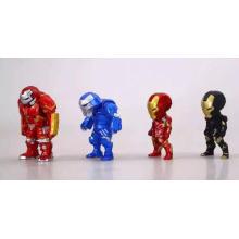 Индивидуальные мини-фигурные фигурки куклы Дети учатся пластиковым игрушкам