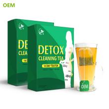 Chinesisches Privatlabel Fitne Zitrone-bester Kräuterabnehmentee für das Lösen des Gewichts / des einfachen dünnen grünen Tee-Gewichts-Verlust-dünnen Sitz-Tees