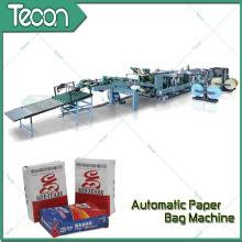 Energy Saving Quatro cores de impressão Paper Bag Fabrication Facilities