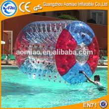 Ballon à rouleaux d'eau à bulle géant certifié CE à vendre