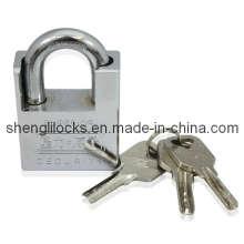 Chrome Plated Atom Shackle Protected Padlock (ASP)
