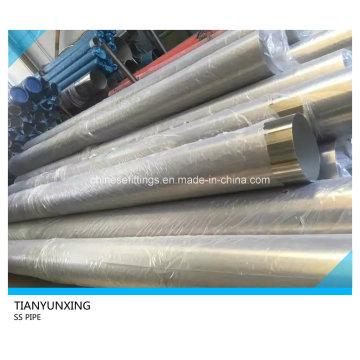 Poliertes ASTM 316L nahtloses Edelstahlrohr/-rohr