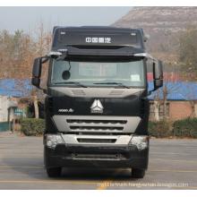 HOWO stock in Africa howo 7 horse 371HP 6x4 euro 2-5 Diesel Trailer Truck HOWO Tractor Truck Head