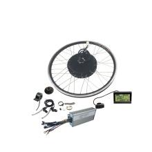 Free Shpping QS hub motor electric conversion kit 48v 1200w