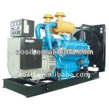 ShangChai 200KVA/160KW diesel generator set with ISO control