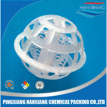 """2"""" plastic cage balls for waste water treatment"""