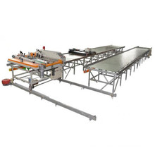 TM-Z7 Fully Automatic Multicolor Running Table Large Screen Printing Machine