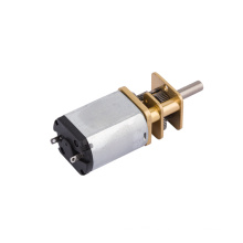 Micro gearbox 13mm 12V High Torque Low Rpm square mini gear motor