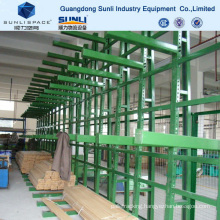 Double Face H-Beam Cantilever Rack for Car