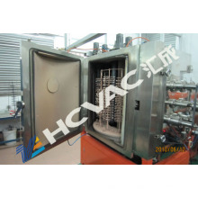 Equipo de revestimiento de nitruro de titanio PVD al vacío