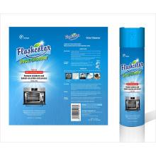 Spray forte para limpeza de forno diário