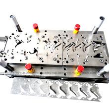 Progressive Stamping Die for Car Metal Parts