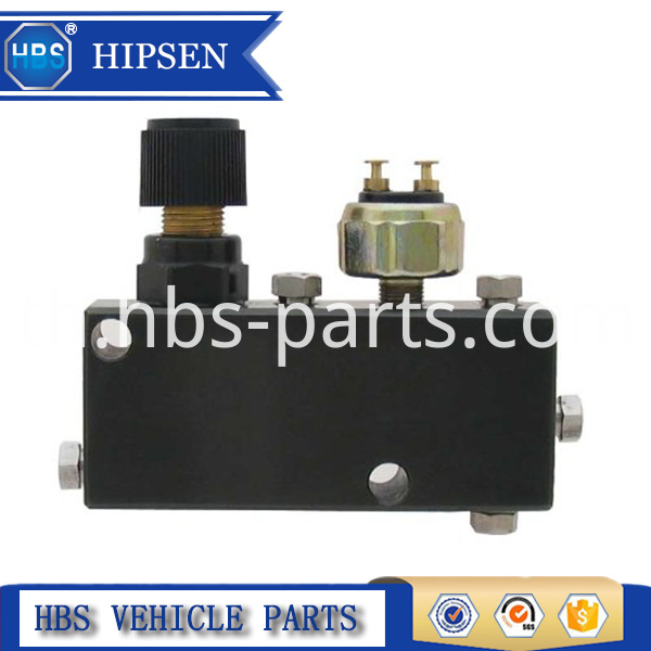 PVC-B Adjustable Brake Proportioning Valve