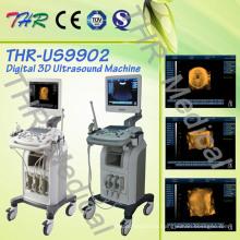 Sistema de diagnóstico ultrasónico 3D (THR-US9902)