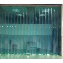 PVC-Vorhang bei niedriger Temperatur