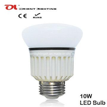 Bulbo dimmable do diodo emissor de luz 10W E26 / 27 (1027)