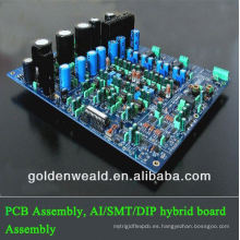 servicio de ensamblaje de contrato de pcb Monitoreo de cadena de frío y control de calidad con fabricación de prototipo de pcb