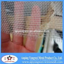 Malha de fibra de vidro de cores diferentes usando na tela da janela ou pára-sol