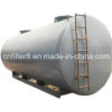 Top Anpassbare Transformator Öl Lagerung Horizontalen Tank